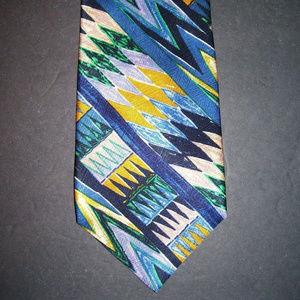 Missoni Cravatte Mens Dress Suit Necktie 100% Silk